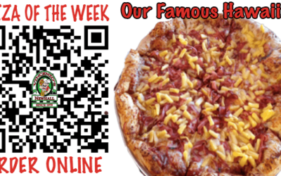 The Hawaiian Our Pizza Of the Week – Vincenzo's Newhall #1