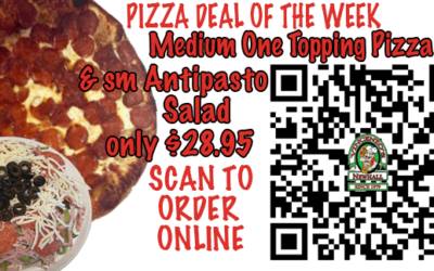 The Original | Vincenzo's #1 Newhall | Best Deal of The Week
