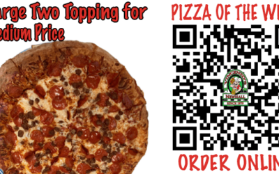 Large Two Topping Pizza – Medium Price | #1 Vincenzo's Newhall